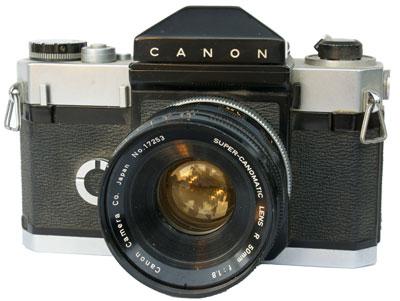 Canon FD Original ocular 4S para AE-1 etc. AE-1 Program A-1